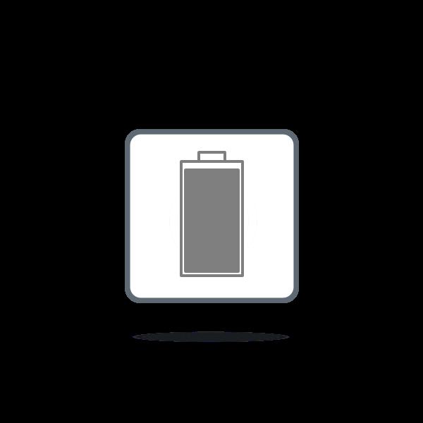 Eingebaute Batterie