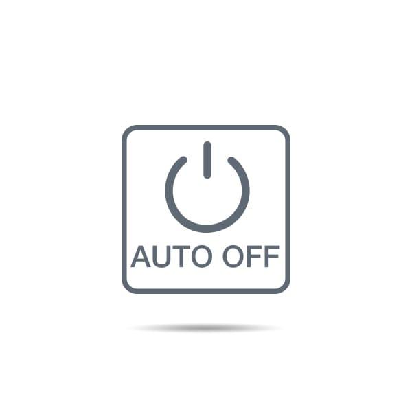 Automatische Abschaltfunktion